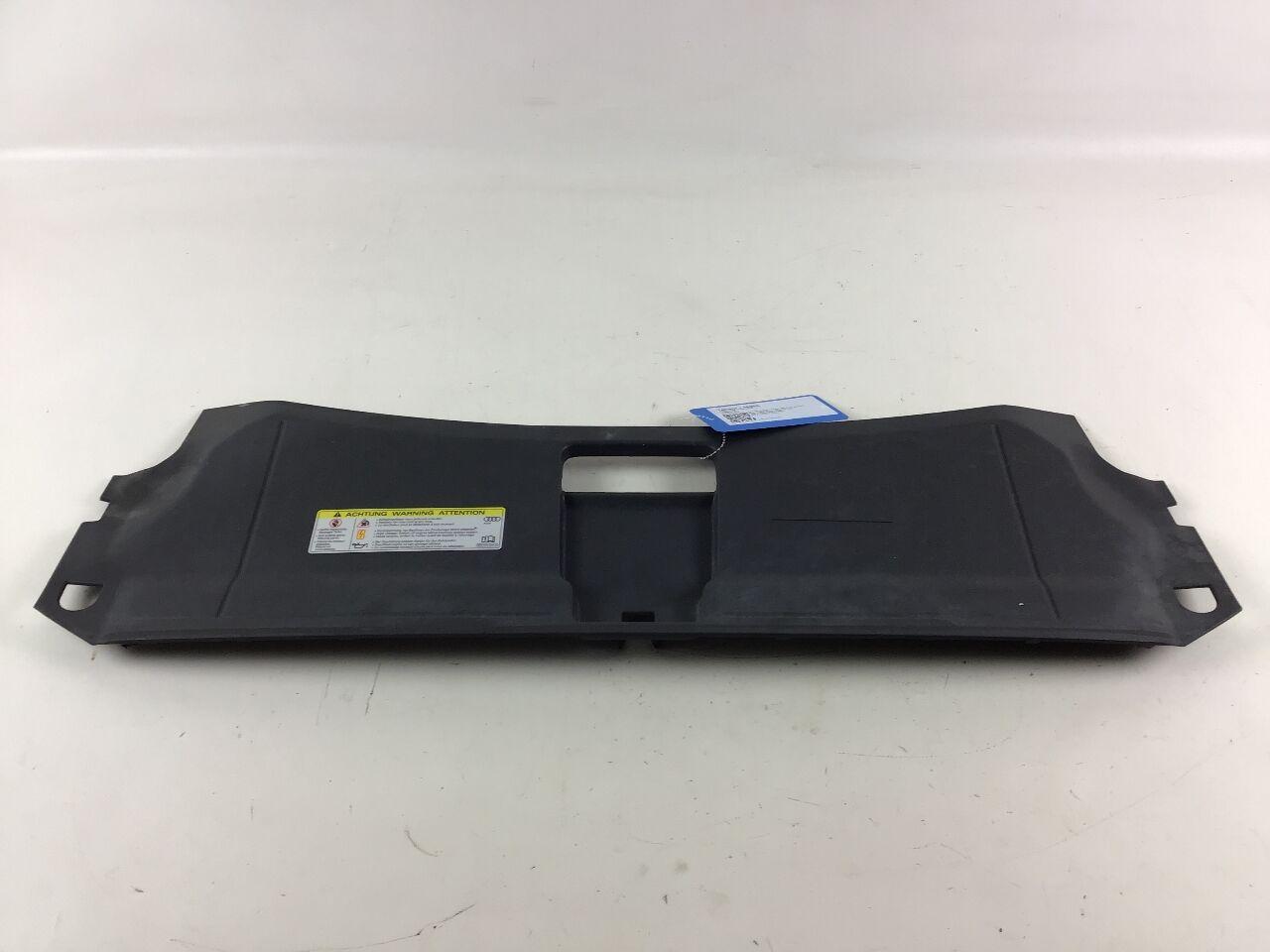 Abdeckung AUDI Q3 (8U) 2.0 TFSI quattro  132 kW  180 PS (11.2014-10.2018)